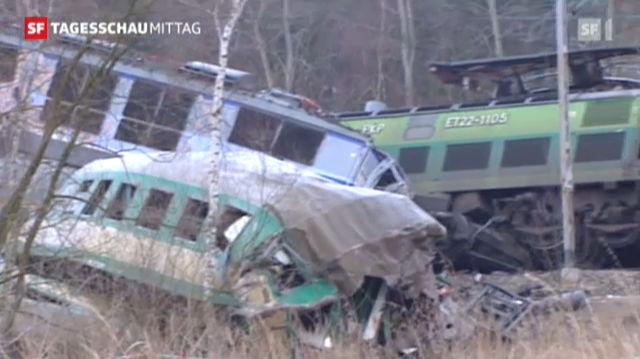 Polen: 15 Tote bei Zugunglück