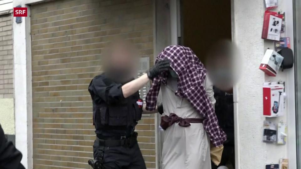 Verhaftungen in Hagen