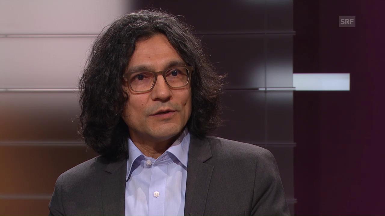 Abbas Poya, islamischer Theologe, über Engel im Islam