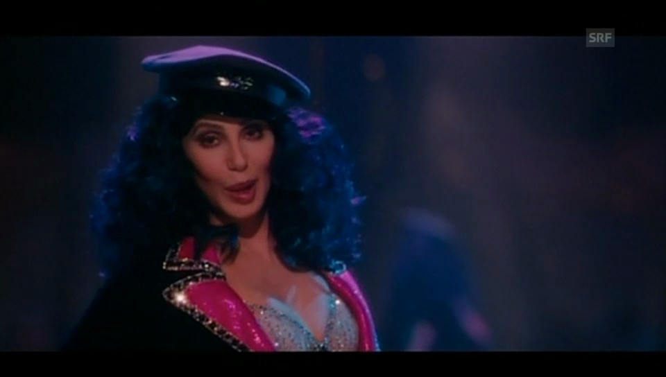 Cher in «Burlesque»