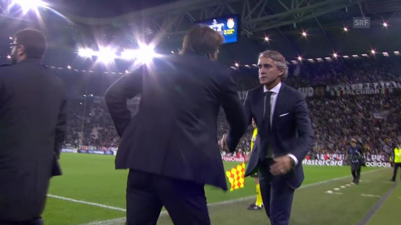 Fussball: Juventus - Galatasaray