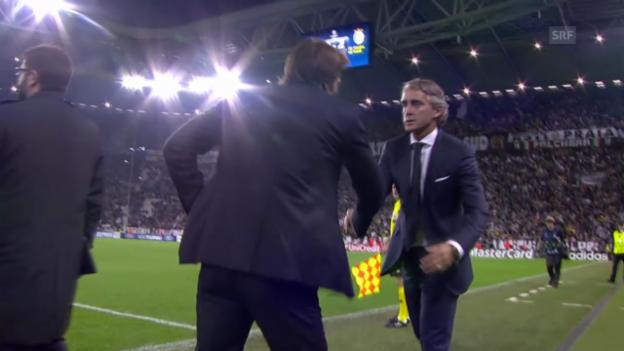 Video «Fussball: Juventus - Galatasaray» abspielen