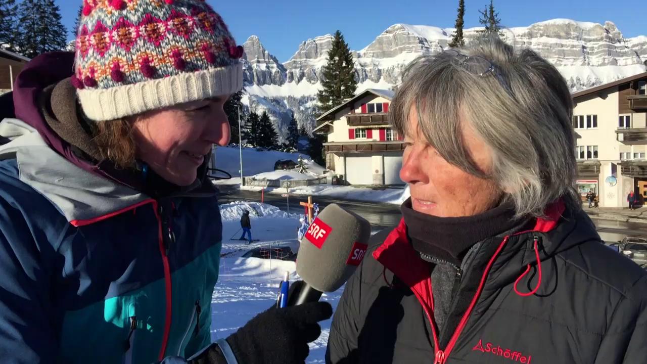 Marie-Theres Nadig: «Als Kinder durften wir am Sonntag nicht auf die Piste»