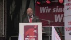 Video «SPD-Star Schulz: Glanzlose Herkunft» abspielen