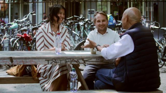 Video «Die besten Reportagen der Welt in Bern» abspielen