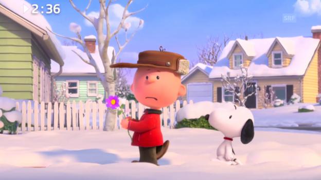 Video «Filmstart diese Woche: «The Peanuts Movie»» abspielen