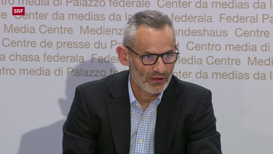Urs Karrer: «Il risico d'ospitalisaziuns per persunas è creschì entras Delta»