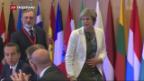 Video «EU-Gipfel im Zeichen des Brexit» abspielen