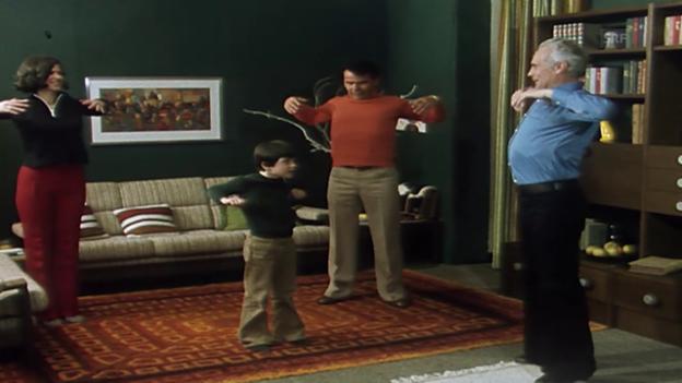 Video «Fit mit Jack 1976» abspielen