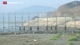 Video «Flüchtlingsansturm verhindert» abspielen