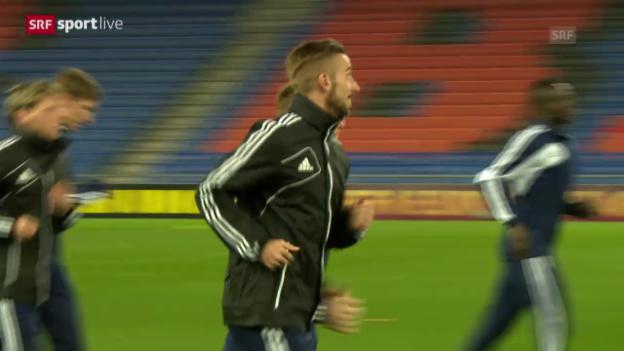 Video «Fussball: Europa League, Vorschau Basel - Salzburg («sportlive», 12.03.2014)» abspielen