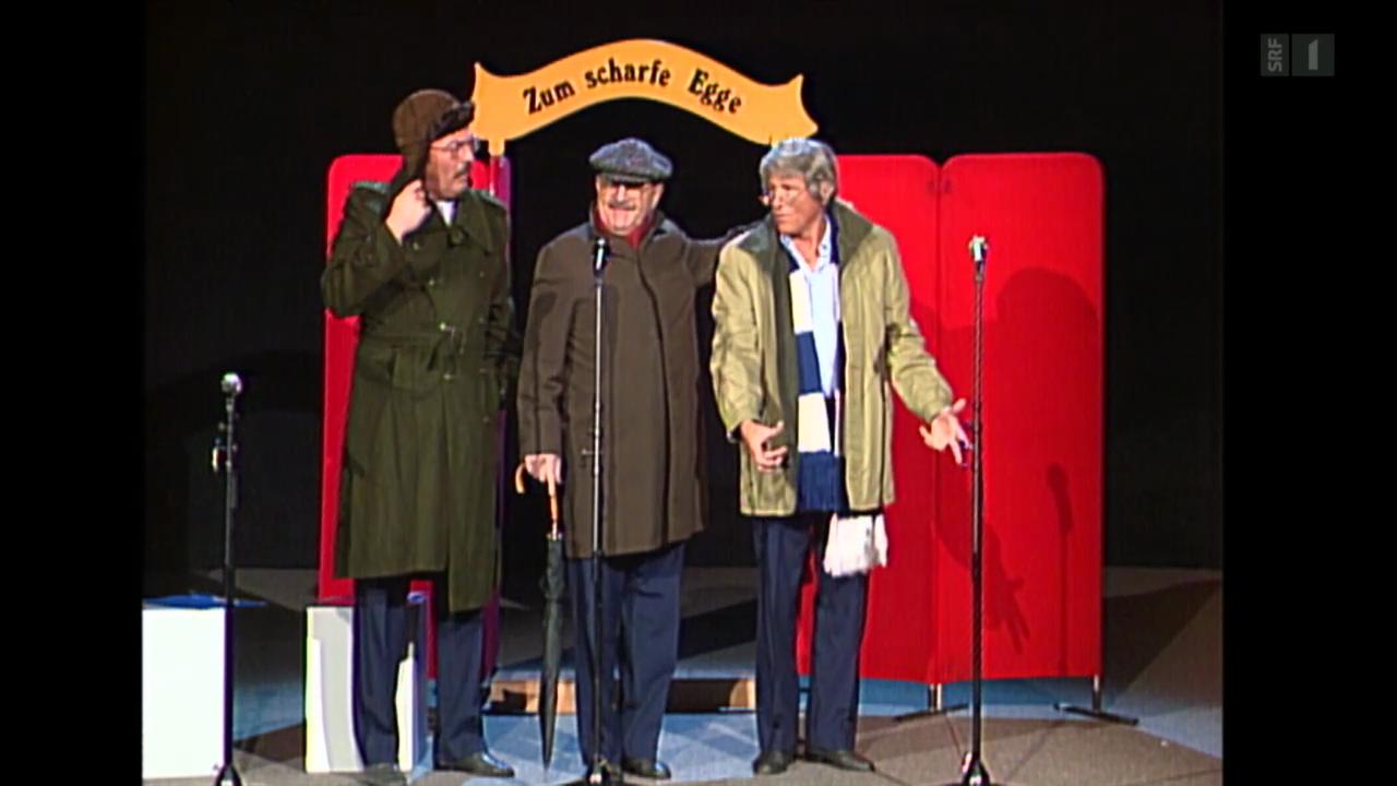 Schweizer Comedy-Legenden