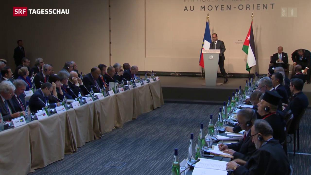 Nahost-Konferenz