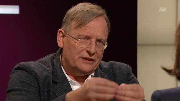Video «Dietrich Grönemeyer: Wer heilt, hat Recht» abspielen