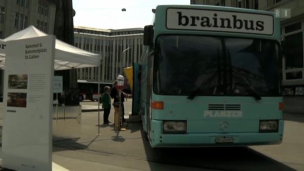 Video «Brain Bus» abspielen