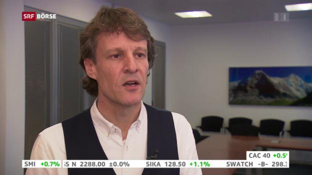 Video «SRF Börse vom 15.01.2019» abspielen