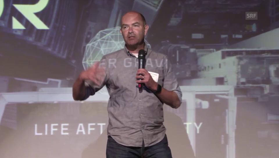 Anderson: «In der Schweiz gibt es Knowhow im Bereich Feinmechanik»