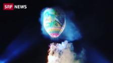Link öffnet eine Lightbox. Video Unglück bei Festival in Burma abspielen