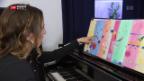 Video «Wenn Musik Farbe und Geschmack bekommt» abspielen