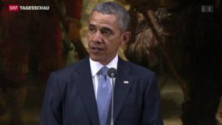 Video «Europa und die USA gemeinsam gegen russische Krim-Politik» abspielen