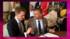 Video «Jonny Fischer und Michi Angehrn» abspielen