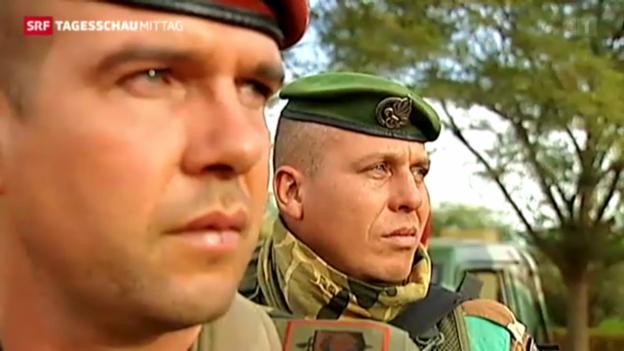 Video «Frankreich kämpft weiter in Mali» abspielen