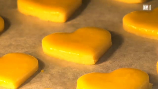 Video «Welcher Mailänderli-Teig gut schmeckt» abspielen