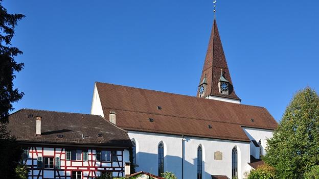 Glockengeläut der reformierten Kirche in Elgg