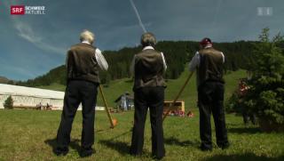 Video «Mit Leib und Seele für Jodlerfest engagiert» abspielen