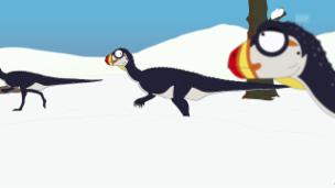 Video «Der eingefrorene Australier - Qantassaurus» abspielen