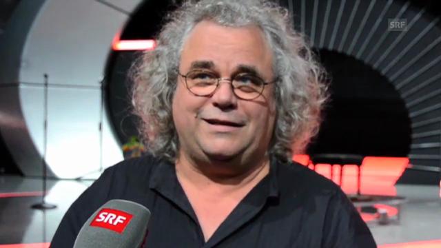 Andreas Vollenweider zum Tod von Claude Nobs