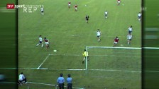 Video «Fussball: EM-Quali, Vorschau und Rückblick Schweiz - England» abspielen