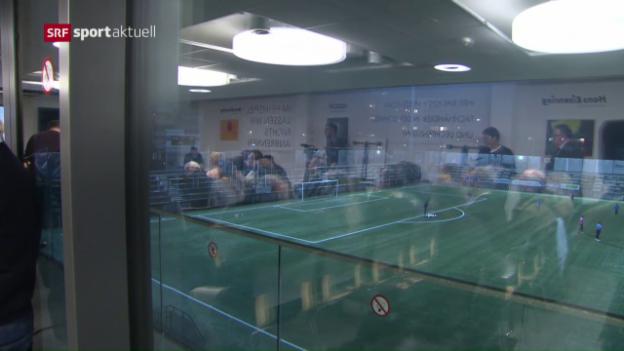 Video «Türkische Investoren lassen FC Wil fallen» abspielen