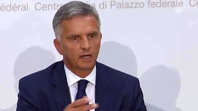 «Wieder Vertrauen zwischen EU und Schweiz»