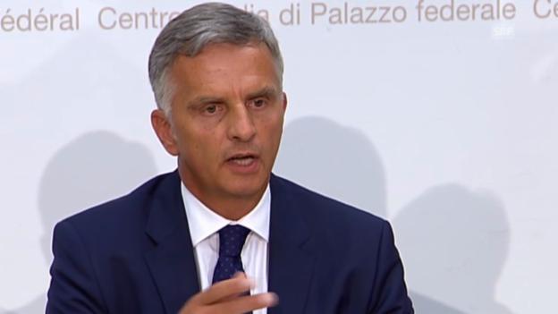 Video ««Wieder Vertrauen zwischen EU und Schweiz»» abspielen