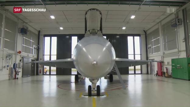 Video «450 Millionen Franken für F/A-18» abspielen