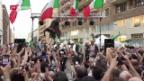 Video «Chancen auf Regierungskoalition in Italien wieder grösser» abspielen