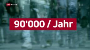 Video «FOKUS: Die Schweiz wächst weiter» abspielen