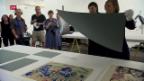 Video «Gurlitt-Bilder in Bern angekommen» abspielen