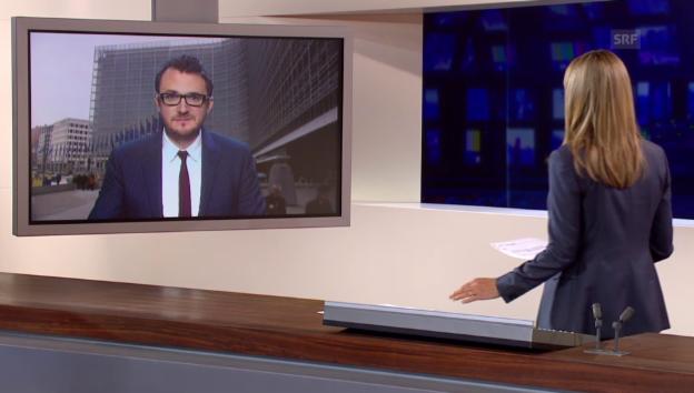Video «Ramspeck: «EU hat Wahlausgang nur knapp kommentiert»» abspielen