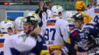 Video «Eishockey: Zug - Biel» abspielen