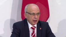 Video «Bundesrat Ueli Maurer zum Nein zur Heiratsstrafe» abspielen