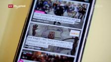 Link öffnet eine Lightbox. Video Alles gratis oder was? – News im Internet abspielen