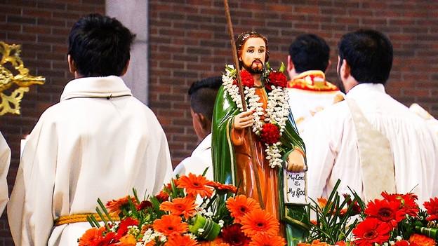 Bilder zum Feiertag – Zum Fest des Heiligen Thomas