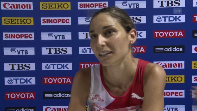 Interview mit Marathon-Läuferin Renate Wyss