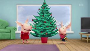 Video «Olivia - D'Olivia und Wiehnachte» abspielen