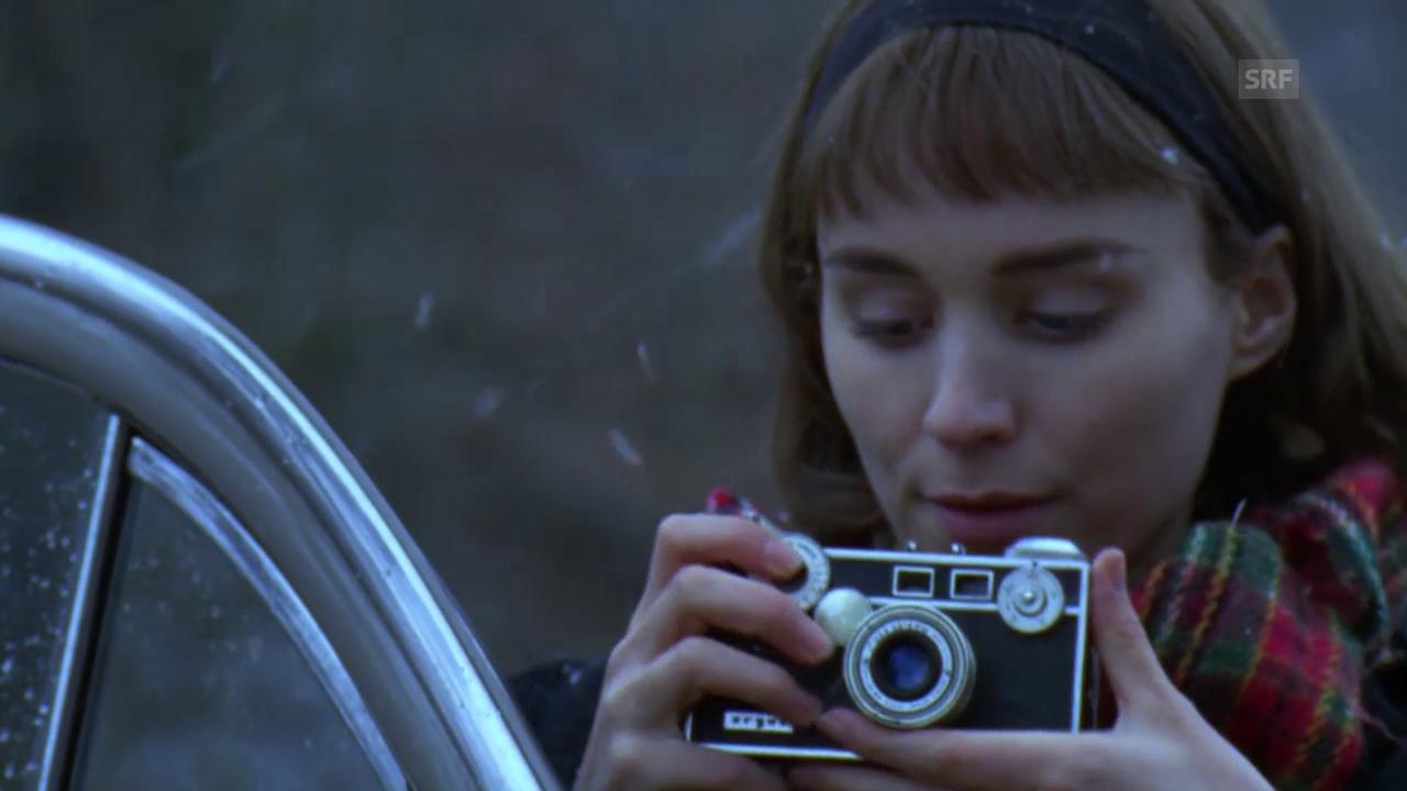Zuneigung, Verletzlichkeit und Romantik: Ausschnitt aus «Carol»