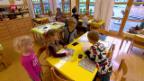 Video «Kindergärtnerinnen kämpfen für mehr Lohn und Anerkennung» abspielen