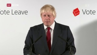 Video «Brexit: Quo vadis Grossbritannien?» abspielen
