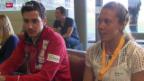 Video «Rio 2016: Olympia-Tag in Magglingen» abspielen